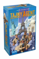 TAJNY AGENT - Wyróżnienie Seals of Approval od The Dice Tower